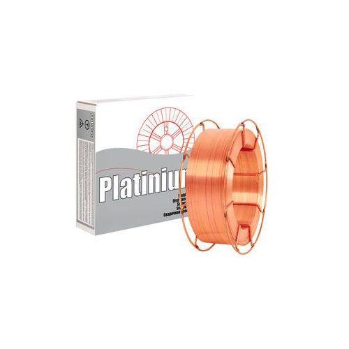 SP.002.10 Drut spawalniczy PLATINIUM 1,0mm 15kg, SP.002.10