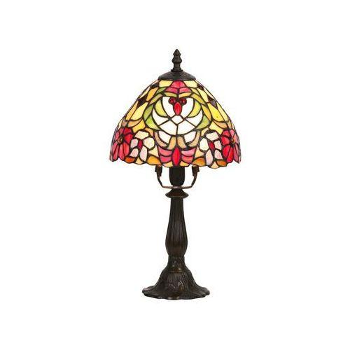 Rabalux Lampa stołowa lampka mirella 1x40w e14 brąz 8089 (5998250380896)