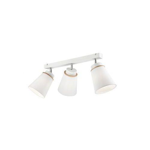 Lamkur Oświetlenie punktowe agustino 3xe27/60w/230v biały (5907687437561)