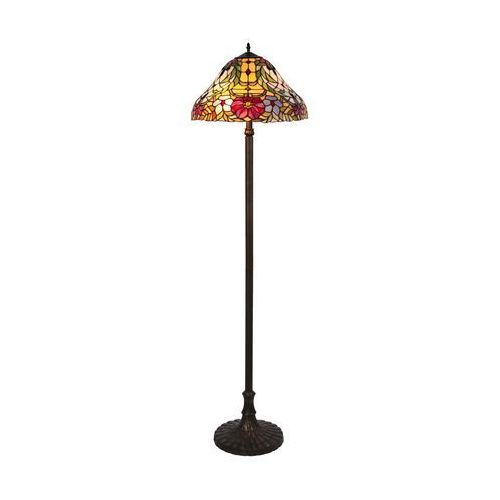 8088 - tiffany lampa podłogowa mirella 2xe27/60w/230v marki Rabalux
