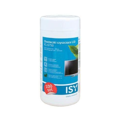 Chusteczki do czyszczenia ekranów ISY ICL-6750 (4049011141216)