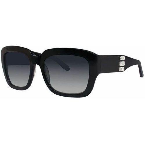 Okulary słoneczne ciosa black marki Vera wang