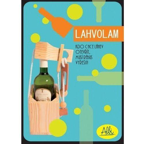 Łamigłówka - uwolnij butelkę marki Albi