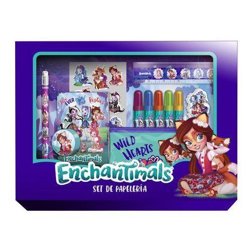 Cyp brands Zestaw szkolny enchantimals