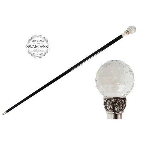 Pasotti Ekskluzywna laska -ba w01ne - swarovski crystal ball