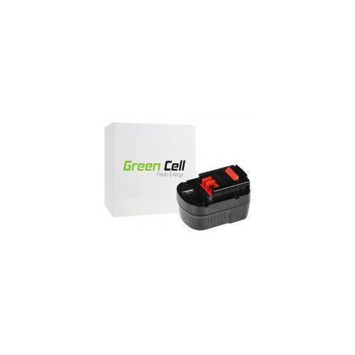 Green cell Bateria akumulator do elektronarzędzi black&decker 12v 2ah