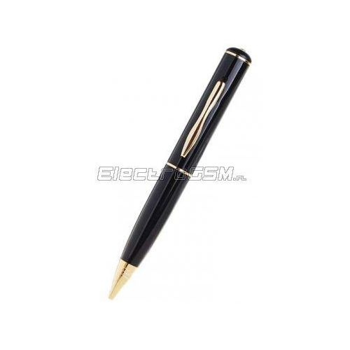 Kamera dyktafon w długopisie szpiegowskim