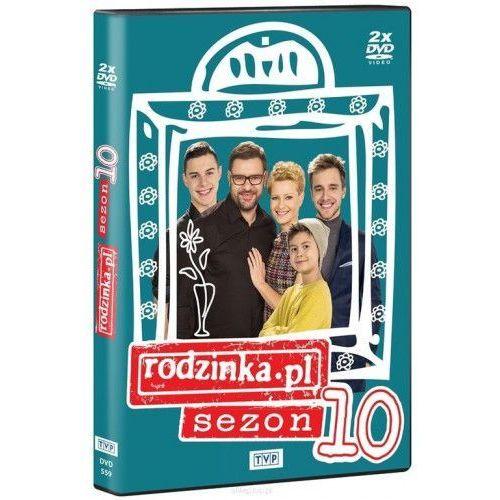 Rodzinka.pl. Sezon 10 (2 DVD) (Płyta DVD) (5902739660195)