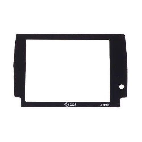osłona lcd (szkło) - sony alpha 330 marki Ggs