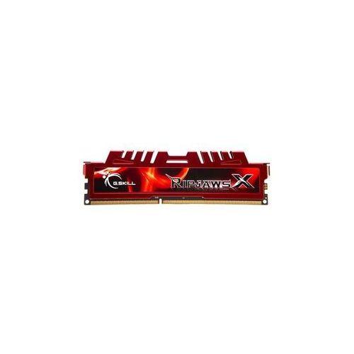 ripjawsx ddr3 4gb (2x2gb) 1600mhz cl9 (czerwony) marki G.skill