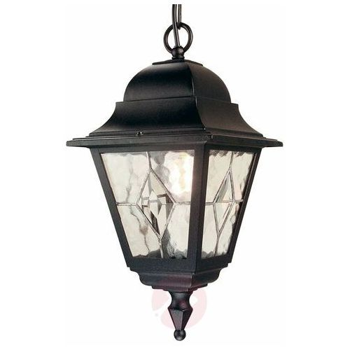 Lampa wisząca NORFOLK NR9 BLK IP43 - Elstead Lighting - Rabat w koszyku (5024005438908)