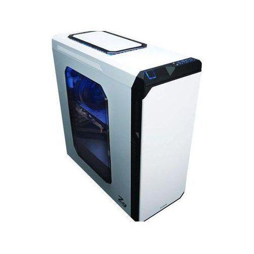 Zalman Obudowa z9 neo midi-tower , biały, okno (z9 neo white) szybka dostawa! darmowy odbiór w 19 miastach! (8809213768446)