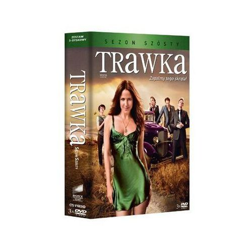 Trawka - sezon 6 (DVD) - David Warren (5903570150777)
