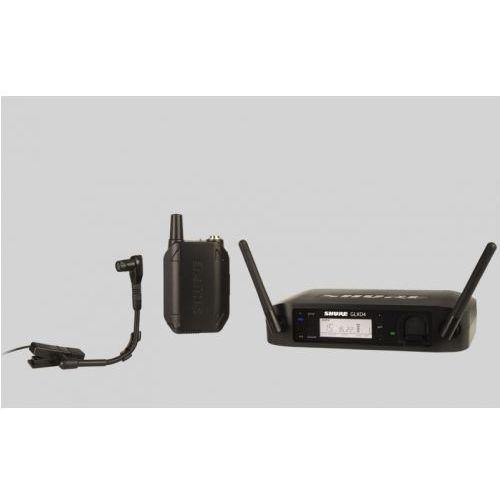 glxd14/beta98 beta wireless cyfrowy mikrofon bezprzewodowy do instrumentów beta 98 h/c marki Shure