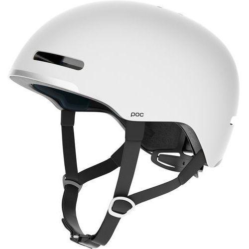 POC Corpora Kask rowerowy biały M-L | 55-58 2018 Kaski rowerowe