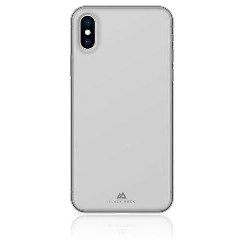 Hama Etui black rock ultra thin iced do smartfona apple iphone xs przezroczysty