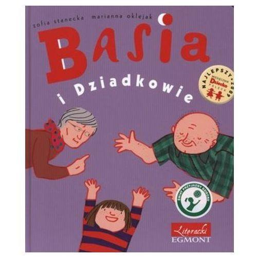 Basia i Dziadkowie, oprawa twarda