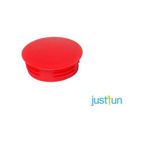 Zaślepka wciskana Ø35 mm - czerwony marki Just fun