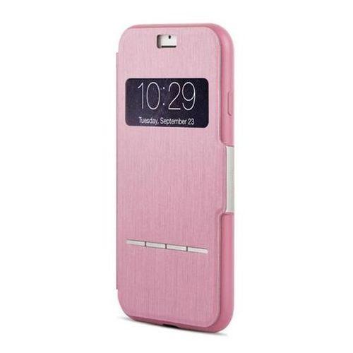 Moshi sensecover - etui z klapką dotykową iphone 7 (rose pink) odbiór osobisty w ponad 40 miastach lub kurier 24h