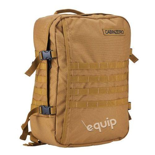Plecak torba podręczna  military - piaskowy marki Cabinzero