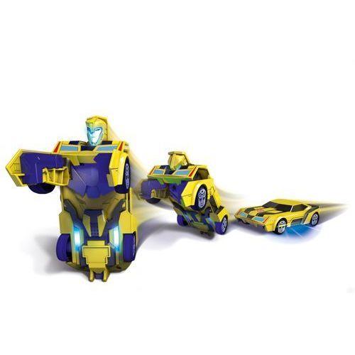 Dickie transformers robot warrior bumblebee (4006333050183)