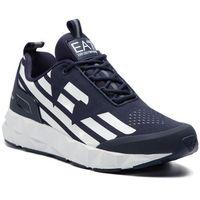 Sneakersy EA7 EMPORIO ARMANI - X8X033 XCC52 D813 Navy/White