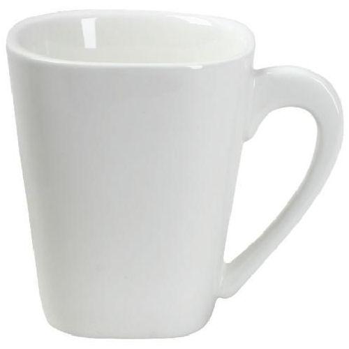 Filiżanka kwadratowa porcelanowakubiko/fala marki Ambition