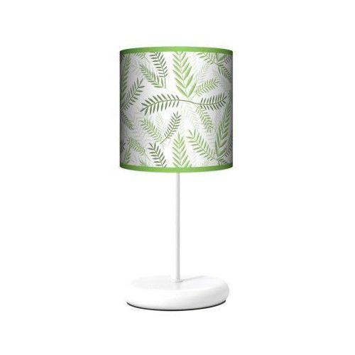 Lampa stojąca eko - zielone gałązki marki Fotolampy