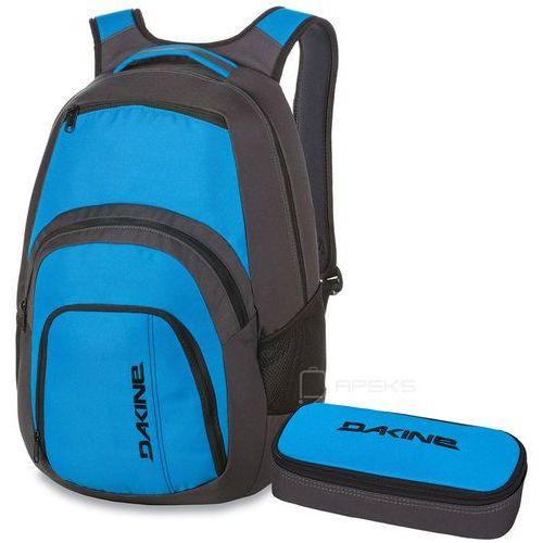 "campus 33l plecak miejski na laptopa 15"" + piórnik gratis / blue - blue marki Dakine"
