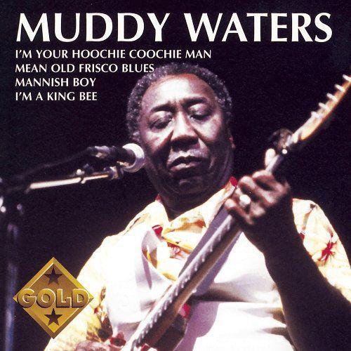 Gold (CD) - Muddy Waters DARMOWA DOSTAWA KIOSK RUCHU