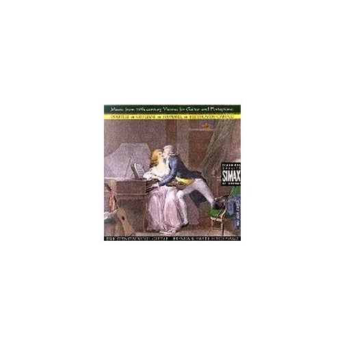 Simax classics Music from 19th century vienna for guitar og fortepiano