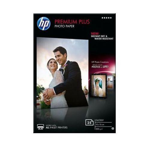 Papier HP Premium Plus High-gloss Snapshot Photo 300g 10 x 15 cm