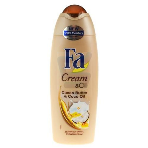 Fa  cream & oil żel pod prysznic cacao butter & coco oil 250 ml (9000100504287)