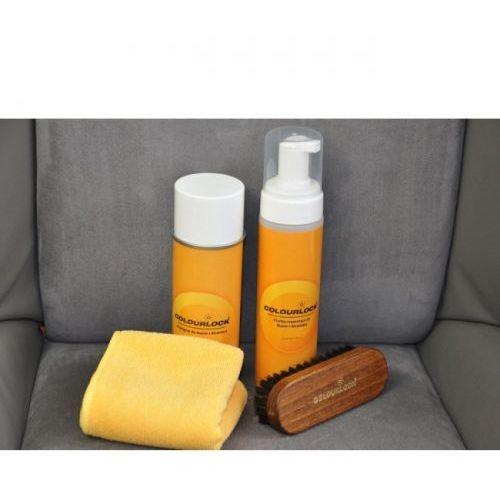 COLOURLOCK Zestaw do czyszczenia i impregnacji alcantary alkantary z kategorii Środki do pielęgnacji skóry