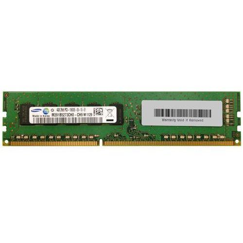Samsung Pamięć ram 1x 4gb ecc unbuffered ddr3 1333mhz pc3-10600 udimm m391b5273ch0-ch9