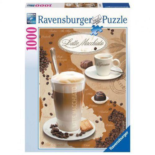 Ravensburger - Latte Macciato - puzzle, 1000 elementów - Ravensburger