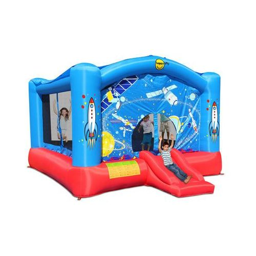 Happyhop Dmuchany plac zabaw kosmiczna baza