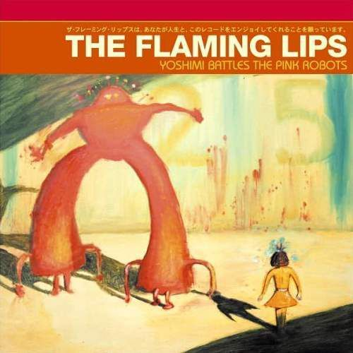 The Flaming Lips - Yoshimi Battles The Pink Robots, 9362481412