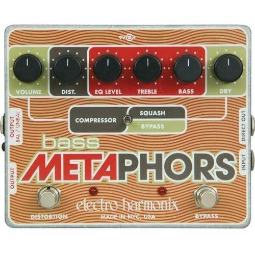 bass metaphors marki Electro-harmonix