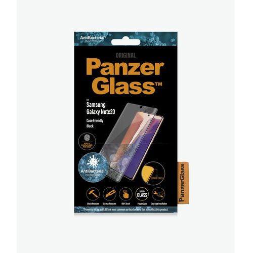Panzerglass szkło ochronne premium antibacterial dla telefonu samsung galaxy note 20 7236, czarne (5711724072369)