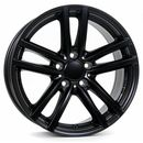 Alutec x10 racing black 8.00x17 5x120 et30, dot