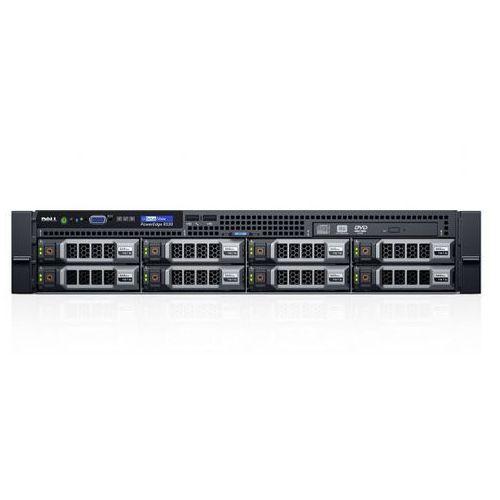 "Dell  poweredge r530 e5-2620v4 1x16gbrg 1x300gb sas 2,5"" w 3,5"" h730 dvd-rw"