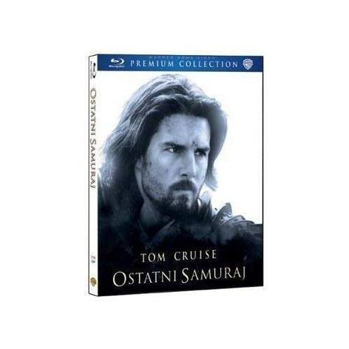 Ostatni samuraj (bd) premium collection marki Galapagos films / warner bros. home video