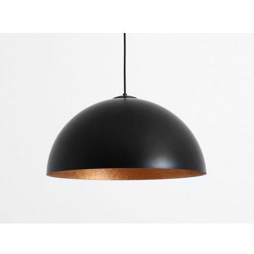 Lampa wisząca miedziana Customform LORD 50 - miedziano-czarny, LP001LOR-50-6902 (8414153)