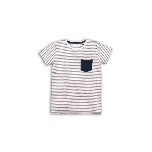 Minoti Koszulka chłopięca 100% bawełna 1i34dt