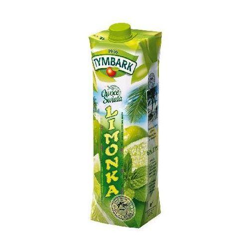 Napój wieloowocowy Owoce Świata Limonka 1 l Tymbark, towar z kategorii: Napoje, wody, soki