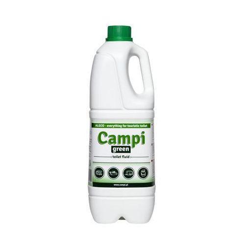Campi Green eko wc turystycznych kempingowych 2l płyn do toalet przenośnych