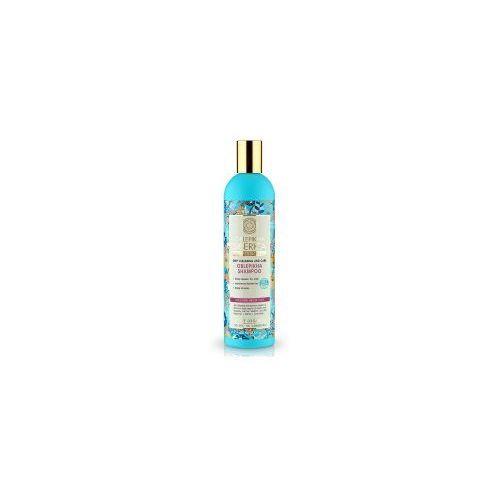 Natura siberica , szampon rokitnikowy głębokie oczyszczenie i pielęgnacja, 400ml