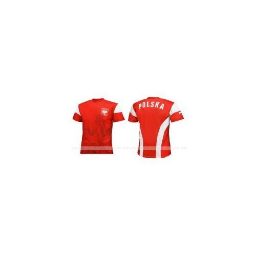 Bs sport Orzeł polska - sportowa koszulka kibica - czerwona