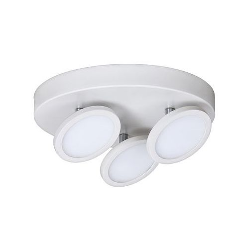 Plafon Rabalux Elsa 2714 lampa sufitowa/ścienna 3x6W LED biały, 2714